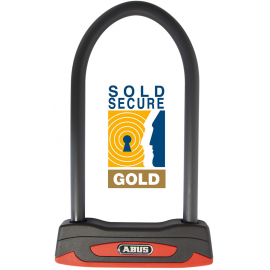 ABUS ABUS GRANIT 53 D-LOCK & CABLE COMBINATION PACK: