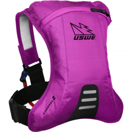 Airborne 2 Hydration Pack With 2.0L Shape-Shift Bladder Go Pink