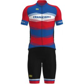 Ale ALE CRANLEIGH CC PRIME WIND LONG SLEEVE JERSEY XS