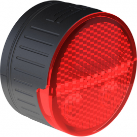 All Round LED safety light red