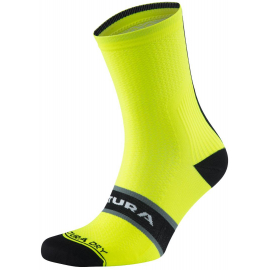 ALTURA ELITE SOCKS TRIPLE PACK 2018: HI-VIZ YELLOW/BLACK/WHITE L