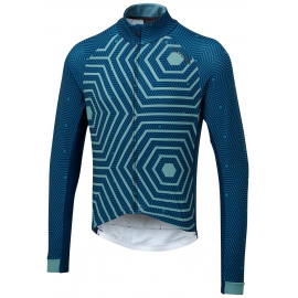 ALTURA ICON LONG SLEEVE JERSEY - HEX-REPEAT 2020:M