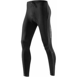 ALTURA PELOTON PROGEL WAIST TIGHTS 2016: BLACK M