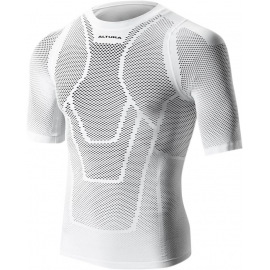 ALTURA DRY MESH SHORT SLEEVE BASELAYER 2016: WHITE L/XL