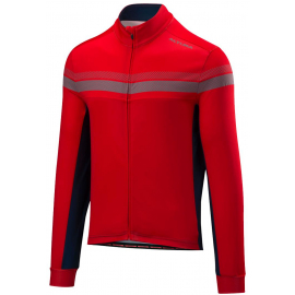 ALTURA NIGHTVISION 4 LONG SLEEVE JERSEY 2018: RED/BLUE 2XL