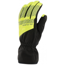 ALTURA NIGHTVISION 4 WATERPROOF GLOVE 2018: HI-VIZ YELLOW/BLACK 2XL