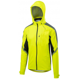 ALTURA NIGHTVISION CYCLONE JACKET 2018: HI-VIZ YELLOW 2XL