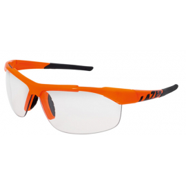 Argon 2 AR2, Gloss Flash Orange, Crystal Photochromic Lens