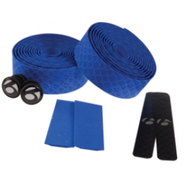 Bontrager Bar Tape Bontrager Gel Cork Carrera Blue