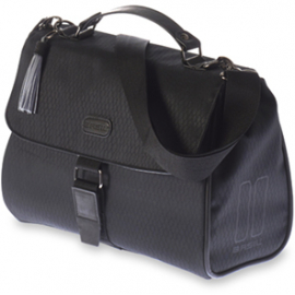BASIL NOIR CITY BAG