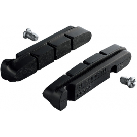 BR-F800 R55C cartridge-type inserts and fixing bolts, pair