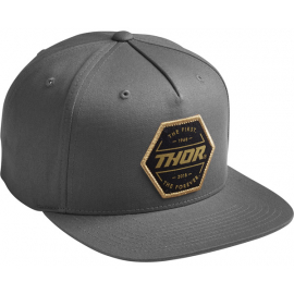 CAP Forever Snap Back Charcoal