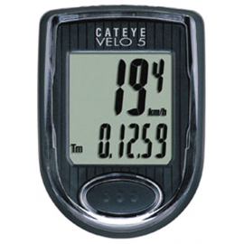 CATEYE VELO 5 WIRED COMPUTER: