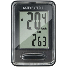 CATEYE VELO 9 WIRED COMPUTER: