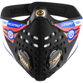 Cinqro Mask Black X-large