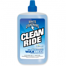 Clean Ride, 8 oz Squeeze Bottle (240 ml)