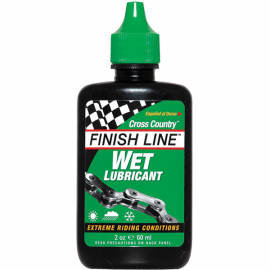 Cross Country Wet Chain Lube 2 oz / 60 ml