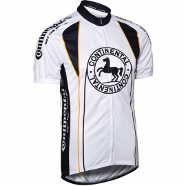 Cycle Jersey - White XX-large