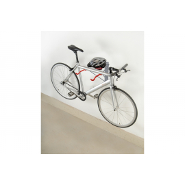 Rack Wall Mount w/Shelf - 2 Bike