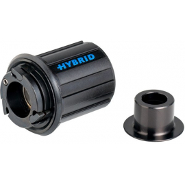 Hybrid Steel Pawl freehub conversion kit for Shimano MTB, 142 / 12 mm or BOOST