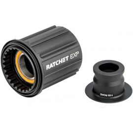 Ratchet EXP freehub conversion kit for Shimano 11-speed Road, 142 / 12 mm, Ceram