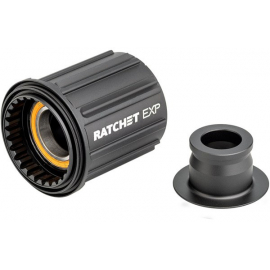 Ratchet EXP freehub conversion kit for Shimano MTB, 142 / 12 mm or BOOST, Cerami