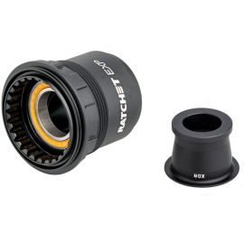 Ratchet EXP freehub conversion kit for SRAM XDR, 142 / 12 mm, Ceramic bearings