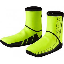 Element Neoprene Open Sole overshoes  hi-viz yellow medium