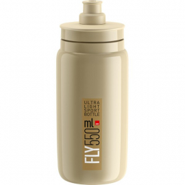 Fly, beige with brown logo 550 ml