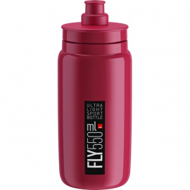 Fly, purple with black logo 550 ml