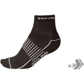 COOLMAX® Race II Sock (Triple Pack)