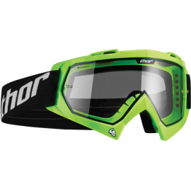 Enemy youth goggle flo-green