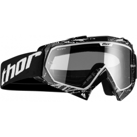 Enemy youth goggle splatter black