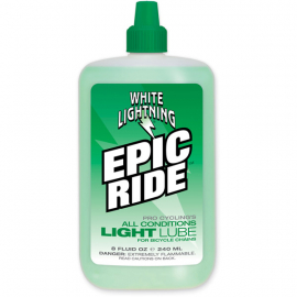 Epic Ride, 8 oz Squeeze Bottle (240 ml)