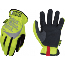 Fast Fit gloves yellow medium