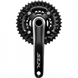 FC-M7000 SLX chainset 10-speed, 40 / 30 / 22T, 175 mm
