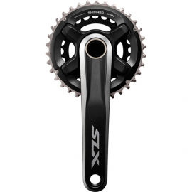 FC-M7000 SLX chainset 11-speed, for 48.8 mm chain line, 34 / 24, 175 mm