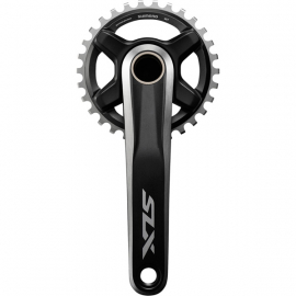 FC-M7000 SLX crank set, for 53.4 mm chain line, without ring, 175 mm