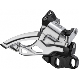 FD-M615-E2 Deore 10-speed double front derailleur  dual-pull  E-type