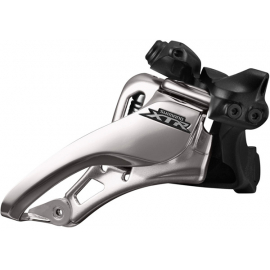 FD-M9020-L XTR double front derailleur, side swing, side pull, low clamp