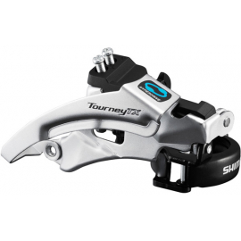 FD-TX800 Tourney TX front derailleur  top swing  dual pull  for 42/48T  66-69