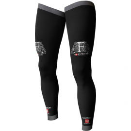 Full Leg Compression, Black, Size 4