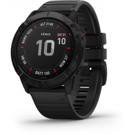 fenix 6X Pro GPS Watch - with Band