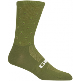 GIRO COMP RACER HIGH RISE CYCLING SOCKS 2020:XL