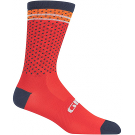 GIRO COMP RACER HIGH RISE CYCLING SOCKS 2020:M