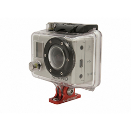 Go Big adapter for GoPro - red