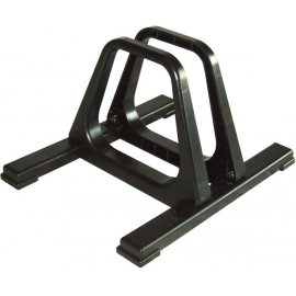 Grandstand single bike floor stand