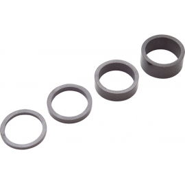 Headset spacers  UD carbon  3/ 5/ 10/ 15 mm  1-1/4 inch