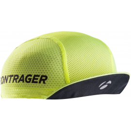 Bontrager Headwear Bontrager Halo Cycling Cap One Size Vis Yellow