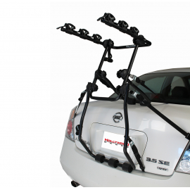 Hollywood HOLLYWOOD F10 HIGH MOUNT 3 BIKE CAR RACK: